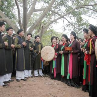 Duyên Quan Họ - Various Artists