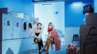 Whistle - Black Pink