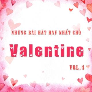 Những Bài Hát Hay Nhất Cho Valentine (Vol.4) - Various Artists