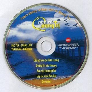 Nhớ Về Quảng Trị - Various Artists 1
