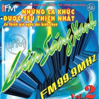 Làn Sóng Xanh - Những Ca Khúc Yêu Thích - Various Artists 1