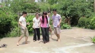 Liên Khúc Tình Lúa Duyên Trăng - Vân Trang, Hoàng Long