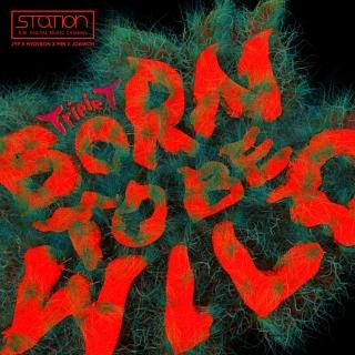 Born To Be Wild (Single) - JYP, Triple T