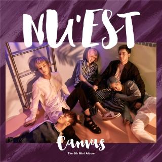 Canvas (5th Mini Album) - NU'EST
