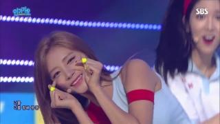 Shooting Love (Inkigayo 04.09.2016) - Laboum