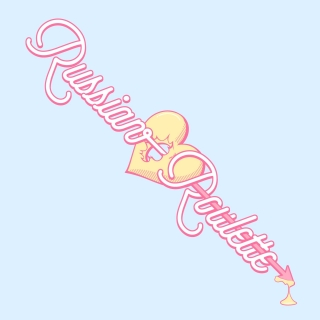 Russian Roulette (3rd Mini Album) - Red Velvet