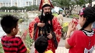 Thần Tài Đến - Quốc Thuận