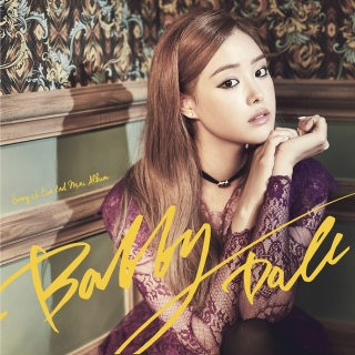 Bobby Doll (2nd Mini Album) - Song Ji Eun