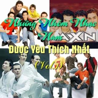 Những Nhóm Nhạc Nam Được Yêu Thích Nhất (Vol.1) - Various Artists