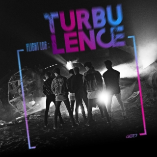 Turbulence (2nd Album) - GOT7