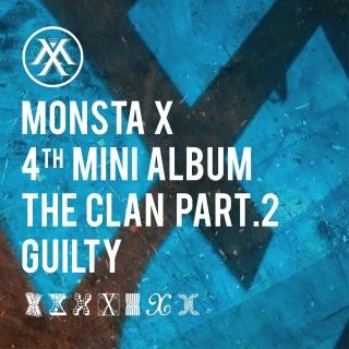 The Clan Part. 2 Guilty (4th Mini Album) - Monsta X