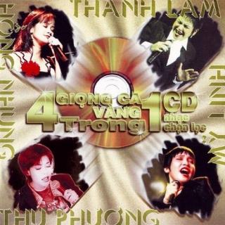 4 Giọng Ca Vàng - Various Artists 1