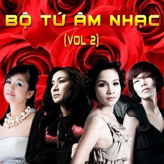 Bộ Tứ Âm Nhạc (Vol.2) - Hồng Nhung,Mỹ Linh,Thanh Lam,Hà Trần
