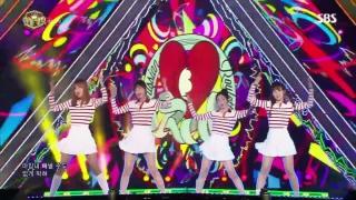 Russian Roulette (Inkigayo 30.10.2016) - Red Velvet