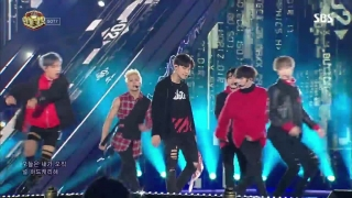 Hard Carry (Inkigayo 30.10.2016) - GOT7