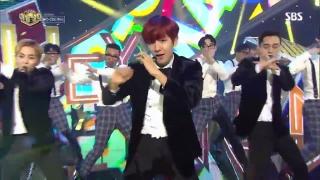 Hey Mama! (Inkigayo 06.11.2016) - EXO-CBX