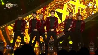 Desperate (Inkigayo 06.11.2016) - VIXX