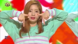 TT (Inkigayo 13.11.2016) - Twice