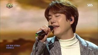 Blah Blah (Inkigayo 13.11.2016) - Kyu Hyun (Super Junior)