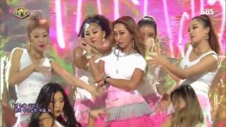 Paradise (Inkigayo 13.11.2016) - Hyorin (Sistar)
