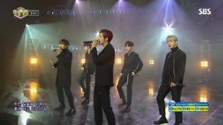 Nightmare (Inkigayo 04.12.2016) - B1A4