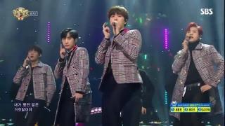 A Lie (Inkigayo 18.12.2016) - B1A4