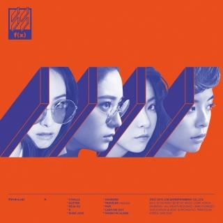 4 Walls – The 4th Album - f(x)