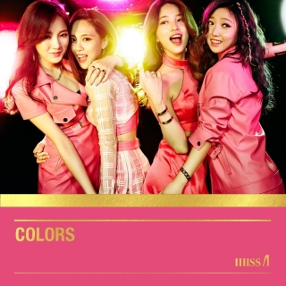 Colors - Miss A