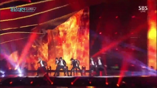Blood Sweat & Tears (SBS Gayo Daejun 2016) - BTS