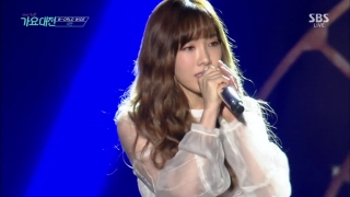 11:11 (SBS Gayo Daejun 2016) - Taeyeon