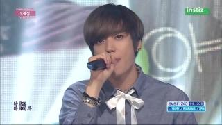 5 Seasons (Inkigayo 28.06.15) - TEEN TOP