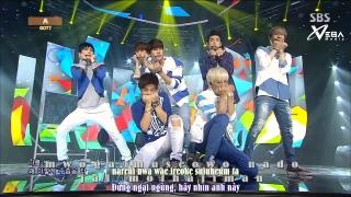 A (Inkigayo 06.07.14) (Vietsub) - GOT7