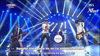 Awesome (Inkigayo 14.06.15) (Vietsub) - N.Flying