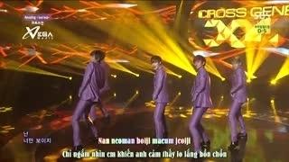 Bad Lady (Inkigayo 08.06.14) (Vietsub) - Cross Gene
