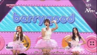 Because Of You (Inkigayo 15.02.15) (Vietsub) - BerryGood