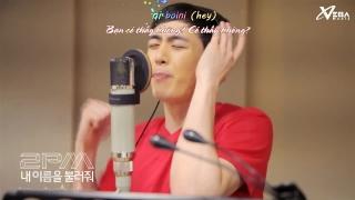 Call My Name (Vietsub) - 2PM