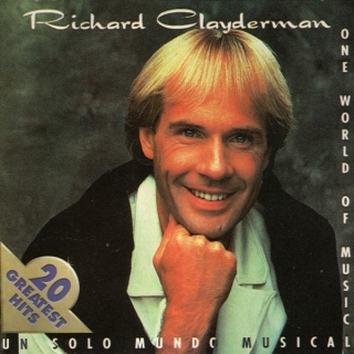One World Of Music - 20 Greatest Hits - Richard Clayderman
