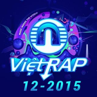 Nhạc Hot Rap Việt Tháng 12/2015 - Various Artists