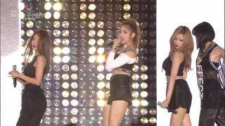 Crazy + What's Your Name (Universiade Gwangju 2015 Eve Festival) - 4Minute