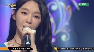 Cry Again (Music Bank 26.06.15) - Davichi