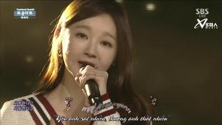 Cry Again (Inkigayo 25.01.15) (Vietsub) - Davichi