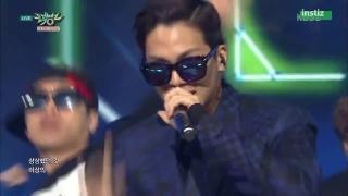 Hot Like Fire (Music Bank 17.07.15) - TEEN TOP
