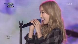 I (Music Bank 16.10.15) - Taeyeon