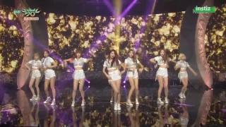 Hurt Locker (Music Bank 17.07.15) - Nine Muses