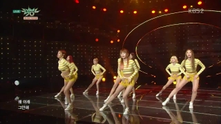 Hurt Locker (Music Bank 10.07.15) - Nine Muses