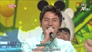 Day 1 (Inkigayo 06.07.14) (Vietsub) - K.Will
