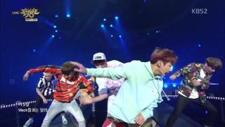 Dope (Music Bank 26.06.15) - BTS