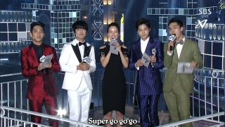 SBS Gayo Daejun 2014 - Part 2.7 (Vietsub) - Various Artists