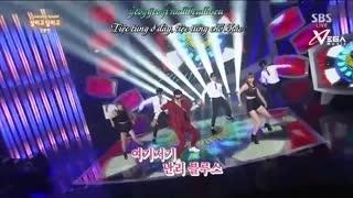 Sali Go Dali Go (Inkigayo 07.09.14) (Vietsub) - Kim Jong Min