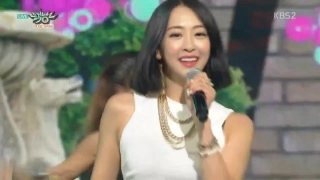 Shake It (Music Bank 17.07.15) - Sistar